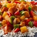 Panda's Paleo Hawaiian Chicken