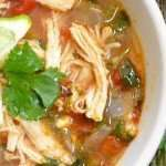 Señorita Panda's Paleo Chicken Soup