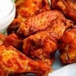 Paleo Hot Wings