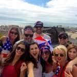Fourth of July Birthday in Hermosa Beach