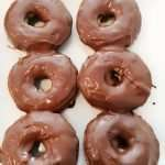 Chocolate Glazed Paleo Donuts
